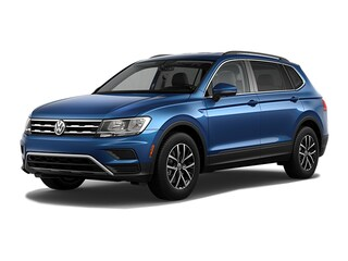New 2019 Volkswagen Tiguan 2.0T SE SUV for sale in Lebanon, NH at Miller Volkswagen