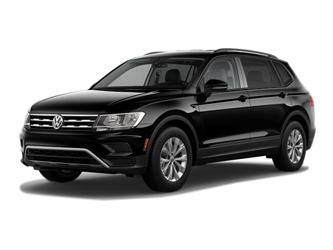 New 2019 Volkswagen Tiguan 2.0T S 4MOTION SUV for sale in the Brunswick, OH