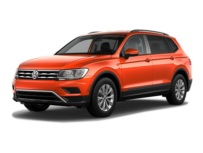 2019 Volkswagen Tiguan 2.0T S 4MOTION SUV New Volkswagen Car for sale in Bernardsville, New Jersey