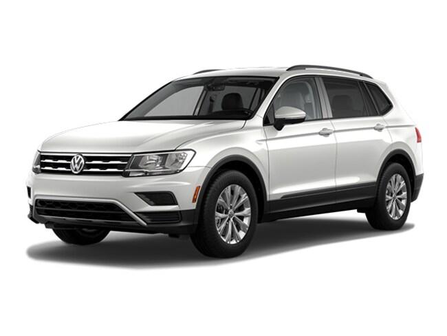 New 2019 Volkswagen Tiguan 2.0T S 4MOTION SUV for sale in Staunton, VA