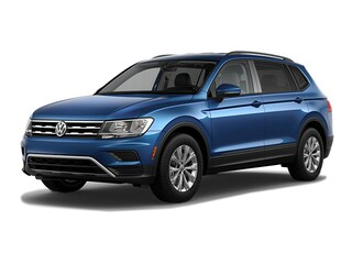 New 2019 Volkswagen Tiguan 2.0T S 4MOTION SUV for sale in Bristol TN, near Johnson City