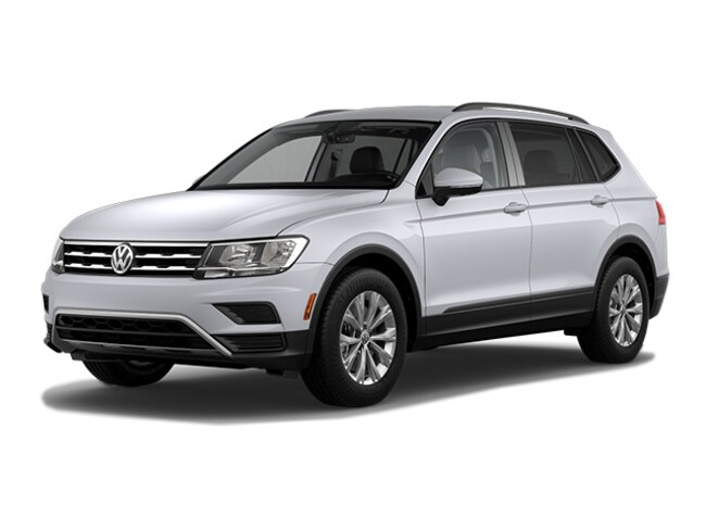 New 2019 Volkswagen Tiguan 2.0T S 4MOTION SUV for sale in Auburn, MA