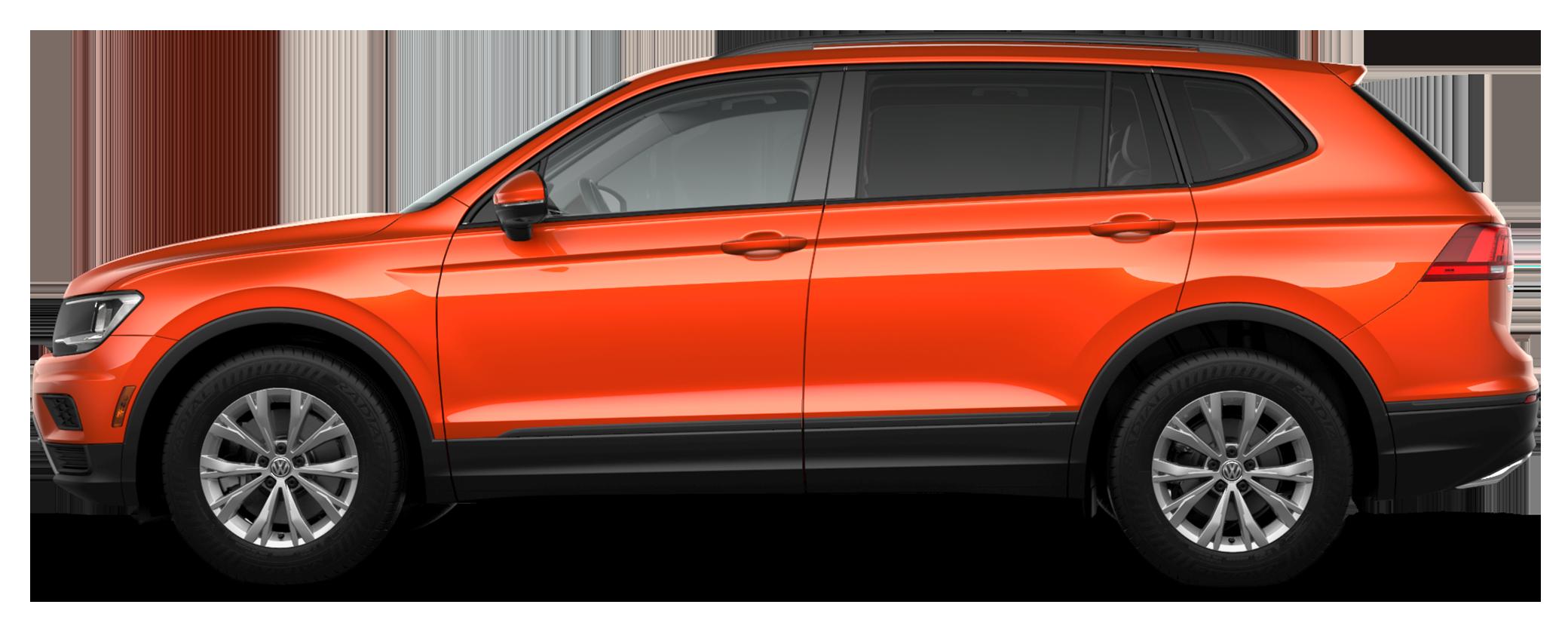 2019 Volkswagen Tiguan SUV 2.0T S 4MOTION