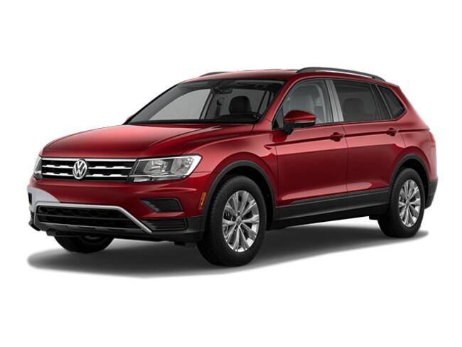 New Volkswagen 2019 Volkswagen Tiguan 2.0T S SUV for sale in Tucson, AZ