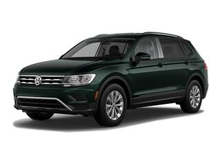 2019 Volkswagen Tiguan 2.0T S SUV