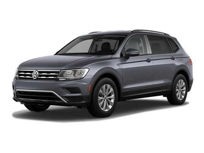 New 2019 Volkswagen Tiguan 2.0T S SUV in Bloomington IN