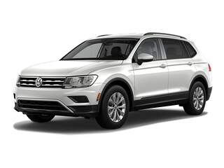 new 2019 Volkswagen Tiguan 2.0T S SUV for sale near Bluffton