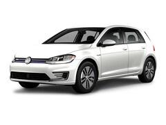 2019 Volkswagen e-Golf 4-Door SEL Premium Car
