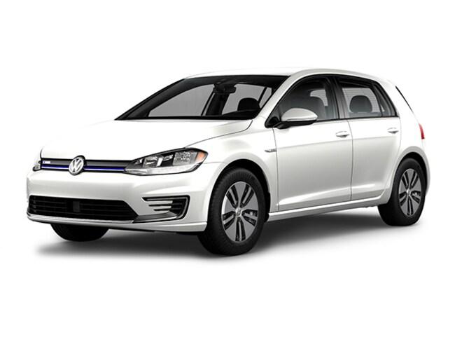 2019 Volkswagen e-Golf SEL Premium Hatchback WVWPR7AU6KW919399
