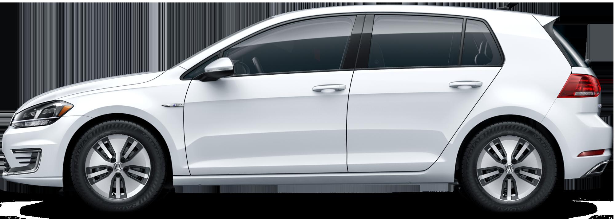 2019 Volkswagen e-Golf Hatchback SEL Premium