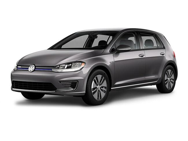 New 2019 Volkswagen e-Golf SE Hatchback in Rochester, NY