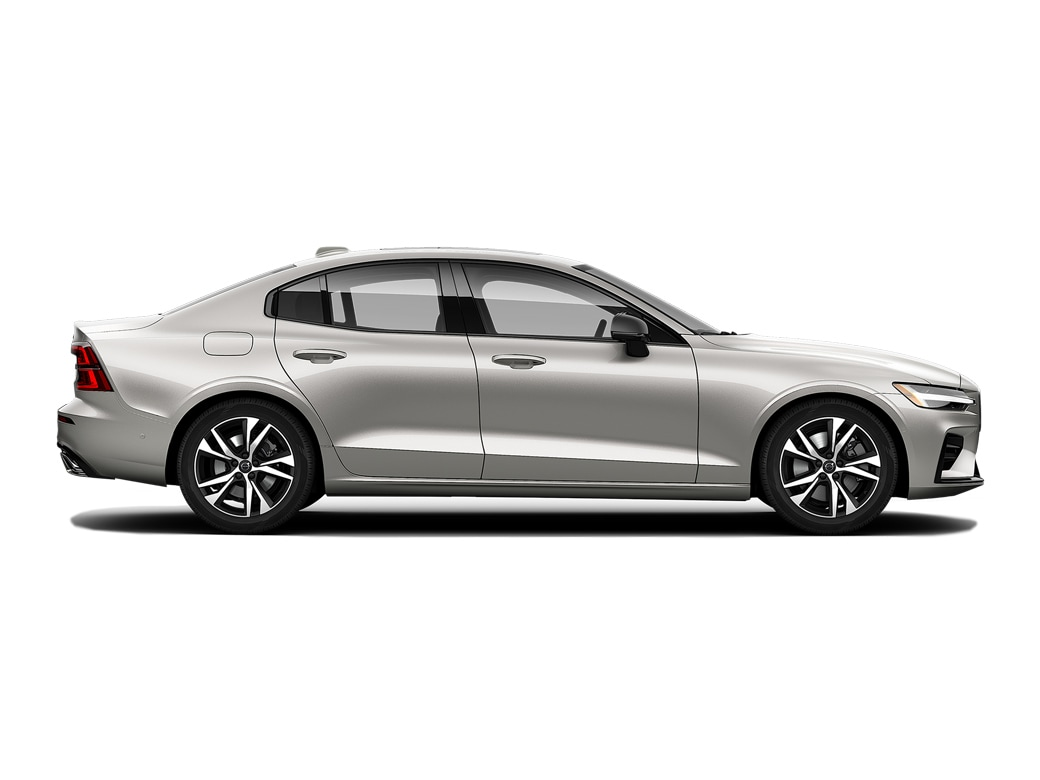 2019 Volvo S60 Hybrid Sedan Pine Gray Metallic
