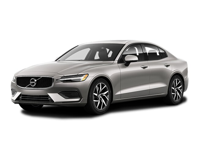 New 2019 Volvo S60 T5 Momentum Sedan in Santa Ana CA
