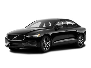 New 2019 Volvo S60 T5 Momentum Sedan 7JR102FK4KG004430 Black Stone in Wichita