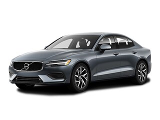 New 2019 Volvo S60 T5 Momentum Sedan 7JR102FK2KG005883 in Charlottesville VA