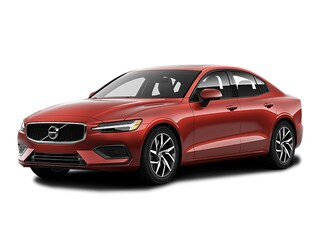 New 2019 Volvo S60 T5 Momentum Sedan 19V522 in Ithaca, NY