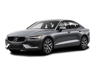 New 2019 Volvo S60 T5 Momentum Sedan 7JR102FK3KG004872 for Sale in Lubbock
