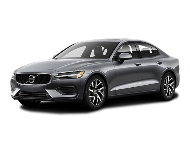 New 2019 Volvo S60 T5 Momentum Sedan in Edinburg, TX