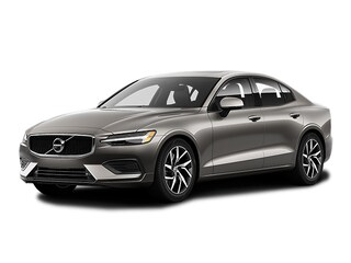 New 2019 Volvo S60 T5 Momentum Sedan in Sacramento