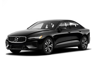 New 2019 Volvo S60 T5 R-Design Sedan in Sacramento