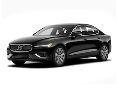 New 2019 Volvo S60 T6 Inscription Sedan in White Plains NY