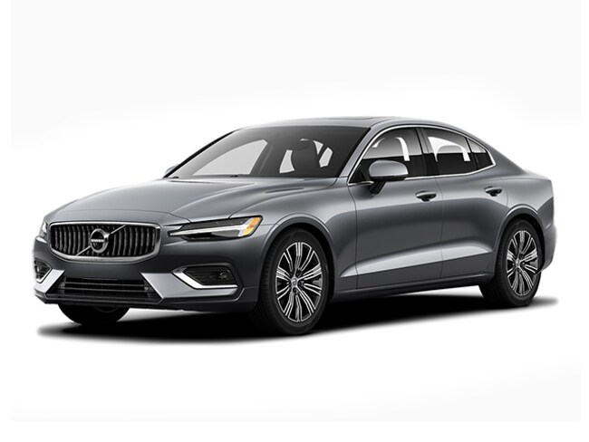 New 2019 Volvo S60 T6 Inscription Sedan in Edinburg, TX