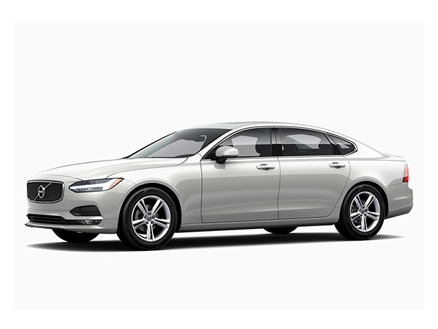 2019 Volvo S90 vs. 2019 Lincoln Continental