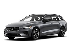 New 2019 Volvo V60 T6 R-Design Wagon YV1A22SM0K1337155 for sale near Princeton, NJ at Volvo of Princeton
