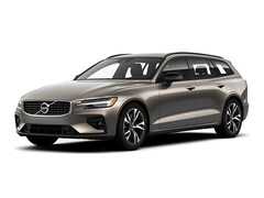 New 2019 Volvo V60 T6 R-Design Wagon YV1A22SM9K1338224 for Sale in Charlotte, NC at Volvo Cars Charlotte