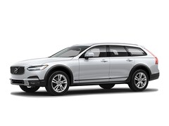 New 2019 Volvo V90 Cross Country T5 Wagon V19595 for Sale in Schaumburg, IL at Patrick Volvo Cars