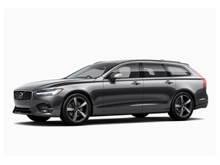2019 Volvo V90 Wagon Savile Gray Metallic