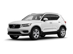 New 2019 Volvo XC40 Momentum SUV V19702 for Sale in Schaumburg, IL at Patrick Volvo Cars