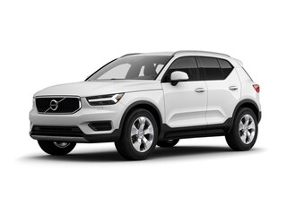New 2019 Volvo XC40 T5 Momentum SUV YV4162UK0K2054445 for sale near Princeton, NJ at Volvo of Princeton