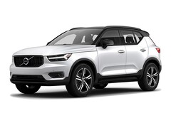 Pre-Owned 2019 Volvo XC40 R-Design SUV in Fairfax, VA