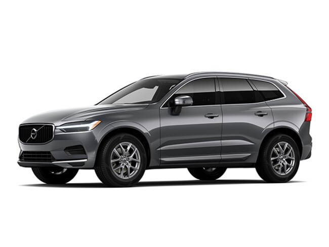 New 2019 Volvo XC60 T5 Momentum SUV in Edinburg, Texas, at Volvo of Edinburg