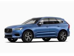 New 2019 Volvo XC60 T6 AWD R-Design SUV near Burlington
