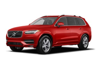 2019 Volvo XC90 SUV Passion Red