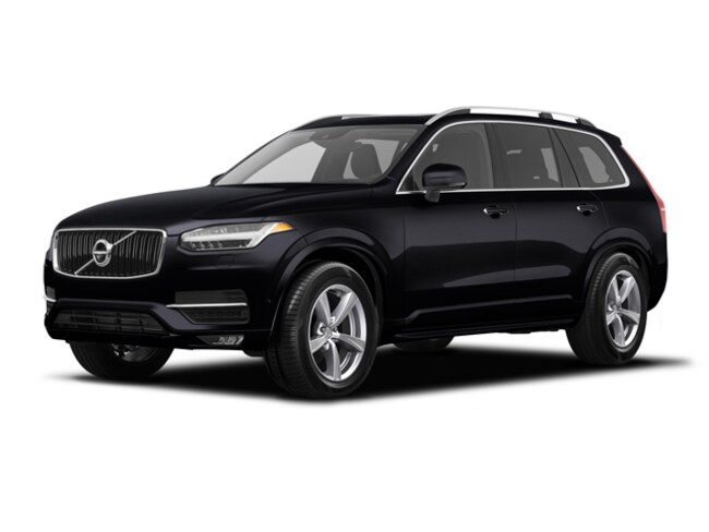 New 2019 Volvo XC90 T5 Momentum SUV in Edinburg, Texas, at Volvo of Edinburg