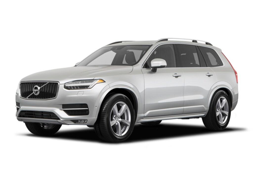 New Volvo Xc90 >> New 2019 Volvo Xc90 T5 Momentum In Stamford Ct 48411 Vin