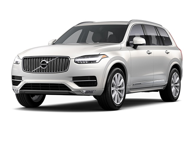 2019 Volvo XC90 vs. 2019 BMW X5