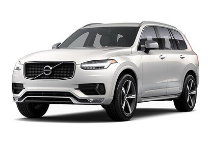 New 2019 Volvo XC90 T6 R-Design SUV For Sale/Lease