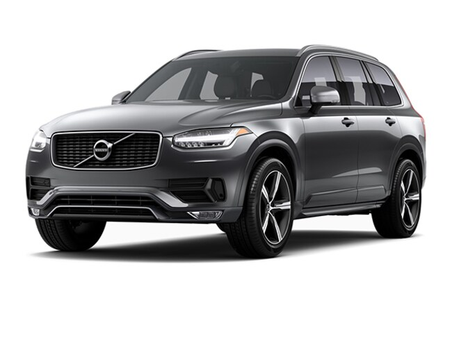 New 2019 Volvo XC90 T6 R-Design SUV for sale in Houston, TX
