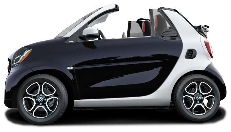 2019 smart EQ fortwo Convertible passion