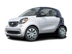 2019 smart EQ fortwo Coupe