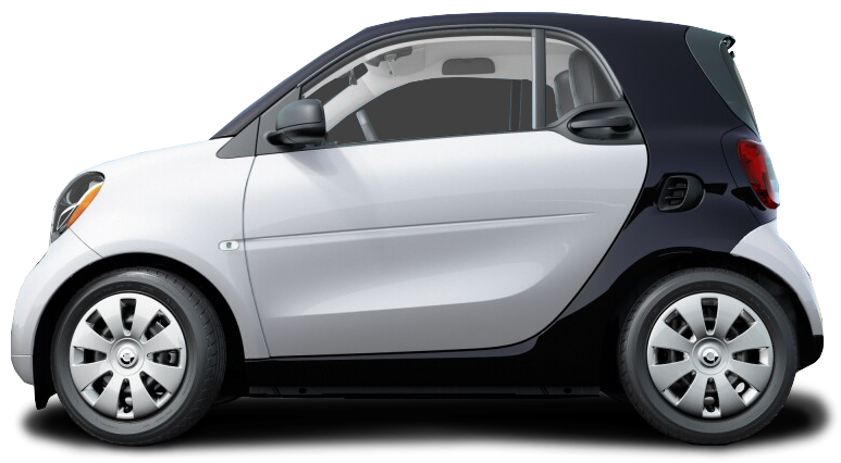 2019 smart EQ fortwo Coupe pure