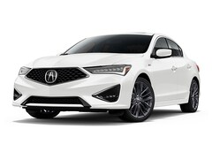 2020 Acura ILX Premium & A-Spec Packages Sedan
