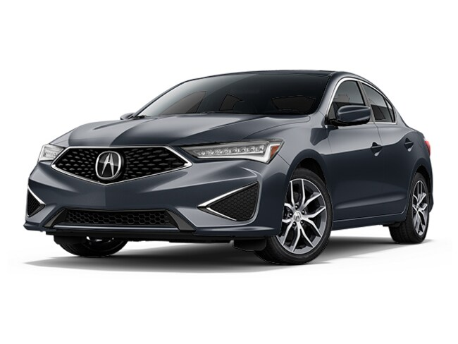 New 2020 Acura ILX with Premium Sedan For Sale/Lease San Juan, TX