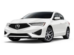 2020 Acura ILX Premium Package Sedan