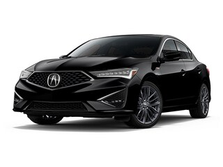 2020 Acura ILX with Technology and A-Spec Package Sedan