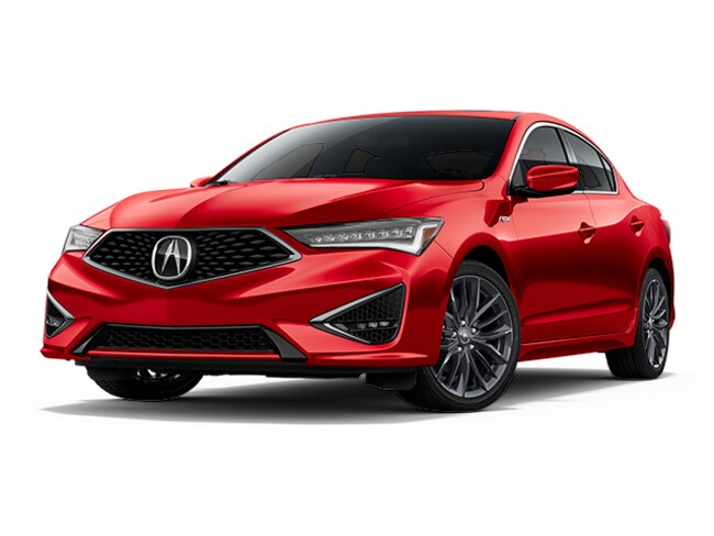 New 2020 Acura ILX with Technology and A-Spec Package Sedan in West Chester PA